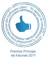 Premio Príncipe de Asturias al Software Libre
