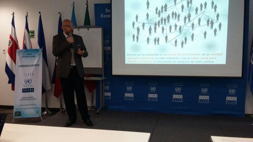 Curso Internacional de Gobierno Abierto