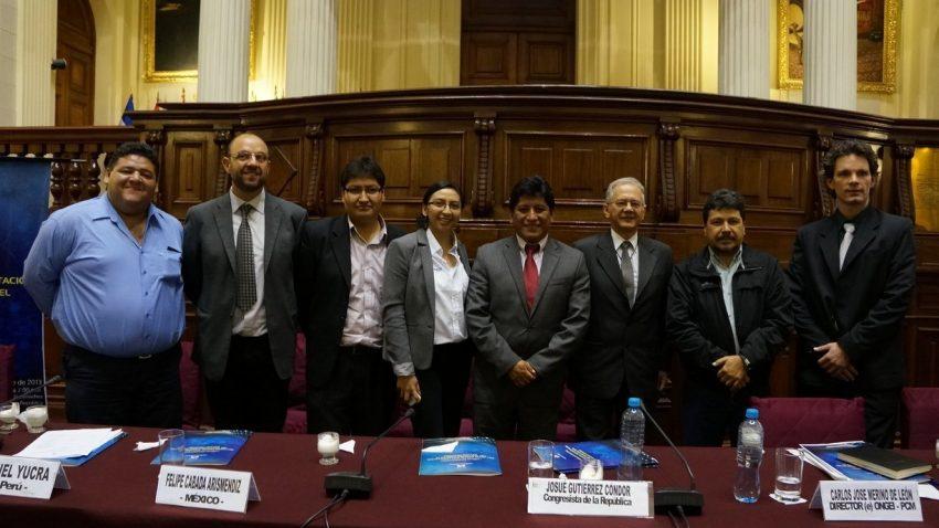 Software Libre en el Congreso de Perú