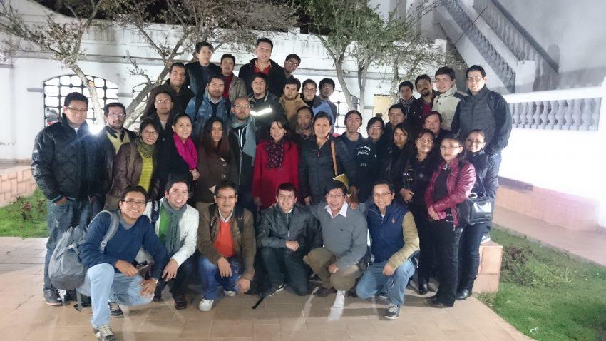 Maestría Software Libre Bolivia