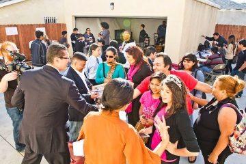 Hack-a-ton comunitario para campaña a la alcaldía de Los Angeles, con el fin de recaudar fondos y reclutar voluntarios.