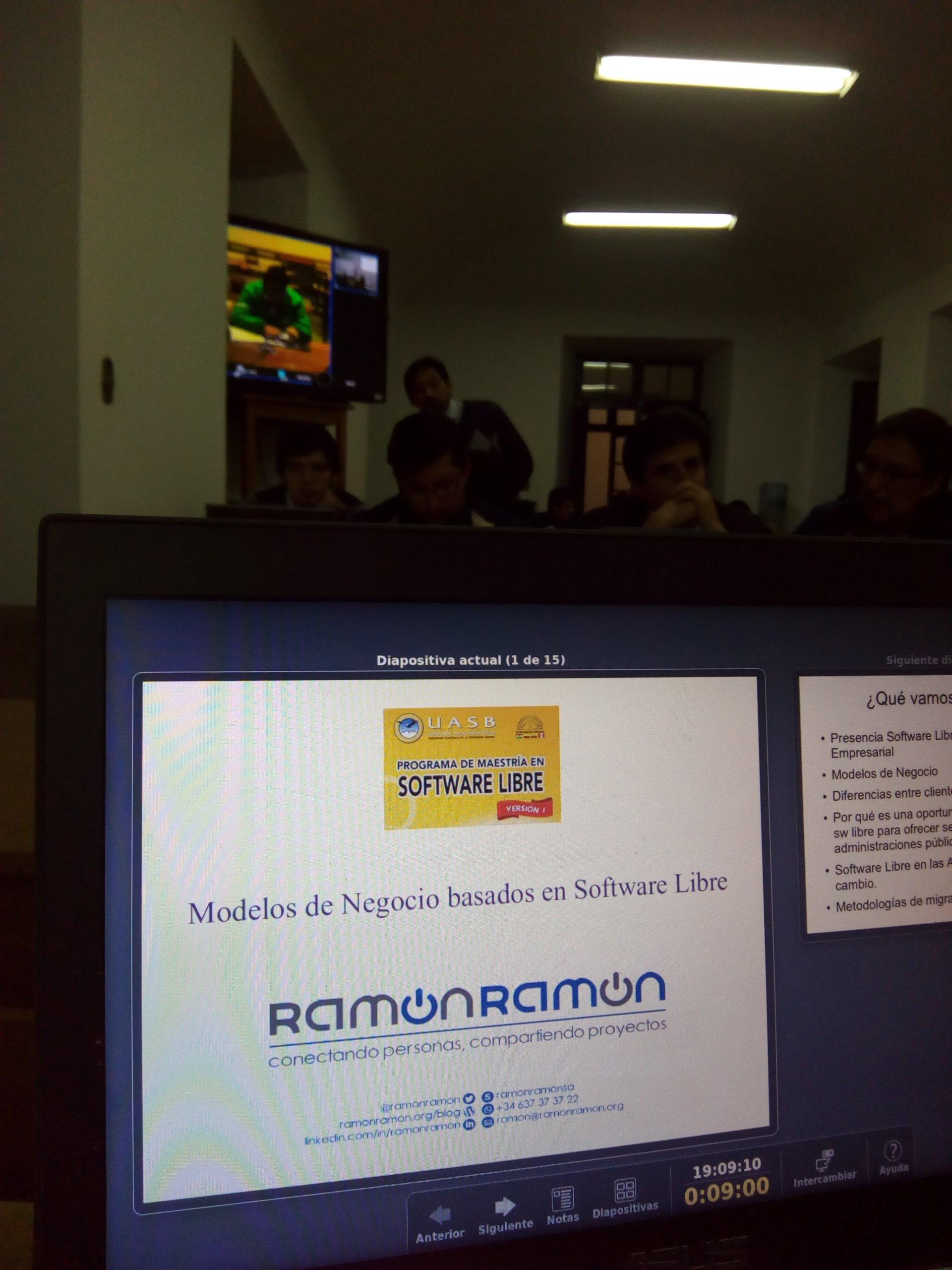 Software Libre Sucre