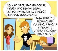 Software libre para nuestros hijos