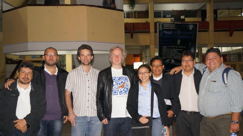Conferencia Internacional de Software Libre en UNFV