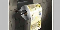 dinero despilfarro 300x150 Extremadura, de nuevo referente, pero del despilfarro