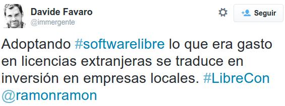 LibreCon2014