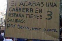 Trabajo para universitarios en España