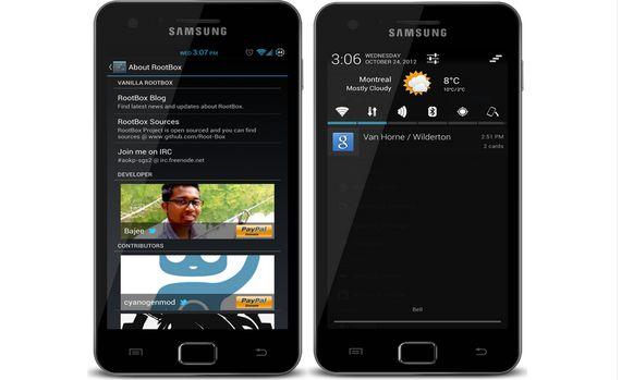 RootBox Samsung Galaxy S2