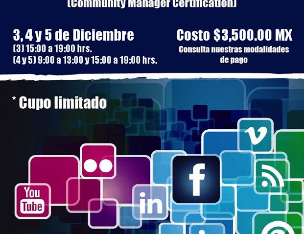 Certified Social Media Supervisor en UABCS